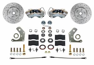 1962-72 Mopar B/&E Body Leed Brakes Front Wheel Disc Brake Conversion Kit D/&S