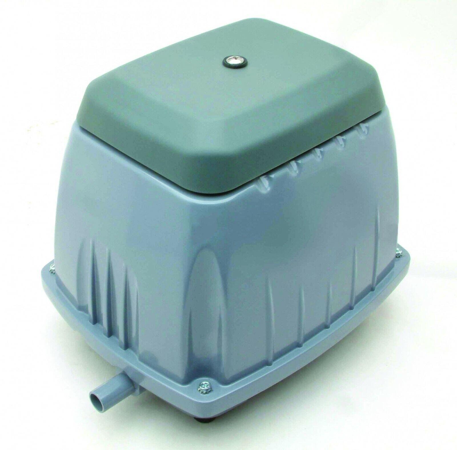 Fish & Aquariums Blue Diamond Et150w Air Pump Pond/septic/aquarium Pet Supplies