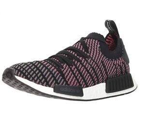 corsa m Scarpe Adidas rosa grigio da Pk 8 solare Stlt Originals Nmd r1 nero 5 5qq1a6r