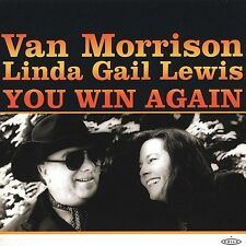 "Van Morrison & Linda Gail Lewis ‎""You Win Again"" CD Melodic Roots Folk Rock"
