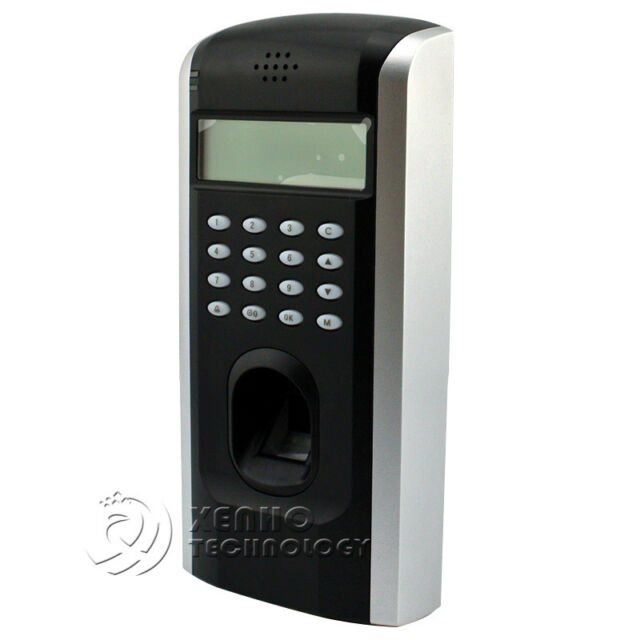ZK F7 Biometric RFID Fingerprint Time Attendance clock IP/TCP Access Control New