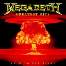 Used CD Greatest Hits: Back to the Start by Megadeth (CD, Jun-2005, Capitol)