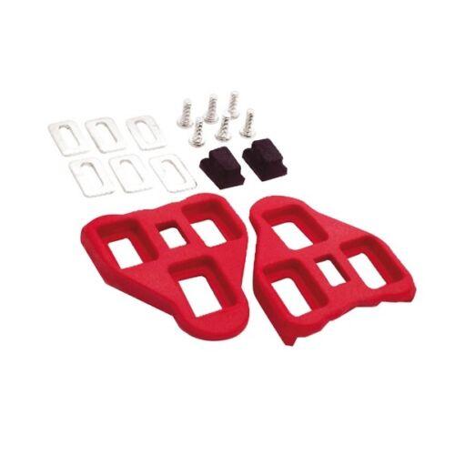 Plates Standard Delta Swing 5 Red mv-Tek bike pedals