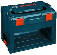 Bosch Small Tools Storage 3-compartment Stackable Hard Case Removable Drawers