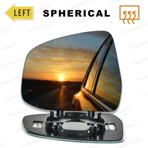 Left Passenger side wing mirror glass for Ford Mondeo 2007-2014 Heated