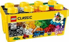 LEGO Classic Medium Creative 484 Pieces Brick Box Building Set - 10696