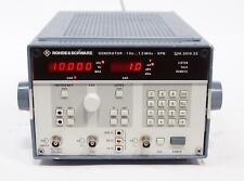 Polarad Rohde Amp Schwarz 336301932 Audio Generator Oscillator 1hz 13mhz