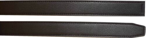 """Strap Automatic sliding buckle Auto-lock 1.10/"""" Strap only BN Men's Leather belt"""