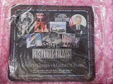 HISTORIC FILMS LIBRARY MOUSEPAD MOUSE PAD ELVIS CLINTON DISCO 8-3/8x7.5 (SS3)