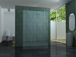 Freistehende-Duschwand-Duschabtrennung-Walk-Dusche-Duschtrennwand-10-mm-Glas