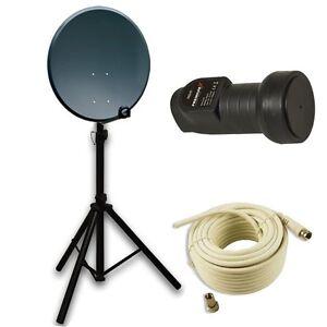 camping sat ap ndice 45cm sch ssel espejo antena tres. Black Bedroom Furniture Sets. Home Design Ideas