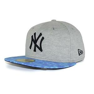 New-Era-miamivibe-5950-59Fifty-Gorra-Ajustada-Colores-Gris-Azul-92718