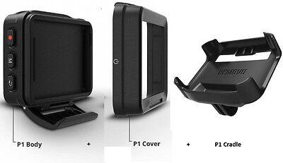REMOVU P1 Wi-Fi Remote Viewer + Cradle für GoPro HERO 3/3+/4 LCD Touch BacPac