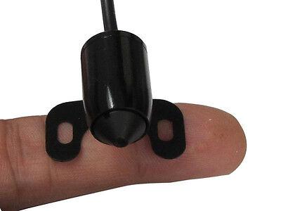 Ultra-small Bullet CCTV Camera (27.5mmx15mm)520TVL High Resolution Video Audio