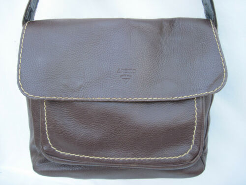 ec4c128be8 Arezzo Bag Beg Vintage À Authentique Sac Cuir Main nFqO1461