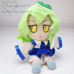Anime TouHou Project Fumo Fumo Plush Series 14 Kokoro Plush Doll Soft Toys Gift