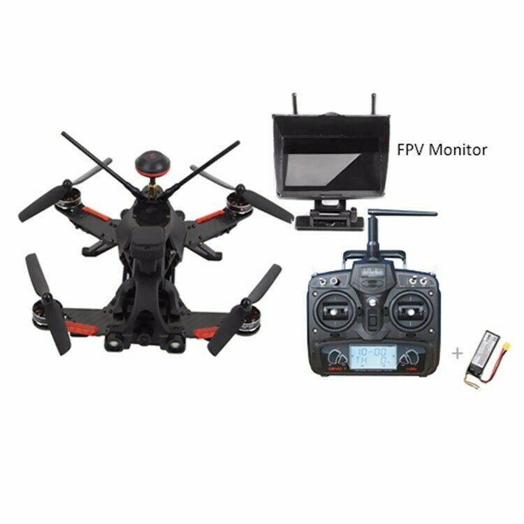 Walkera Runner 250 PRO GPS Racer Drone RC Quadcopter 800TVL Camera OSD DEVO 7