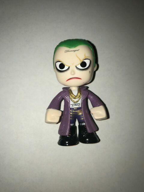 3/'/' Funko Mystery Minis Suicide Squad Joker Suit GITD Gamestop Exclusive Vinyl