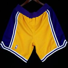 100% Authentic Lakers Nike Jersey Shorts Size XL - kobe bryant