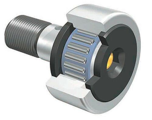 CAM FOLLOWER OD: 26MM REDUCED$!!! ID: 10MM PACK OF 2 IKO CF10-1WBUUR