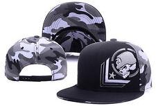Rockstar Fox Cap Hip hop Cap Skull Adjustable Baseball Snapback Cap For Men Wome