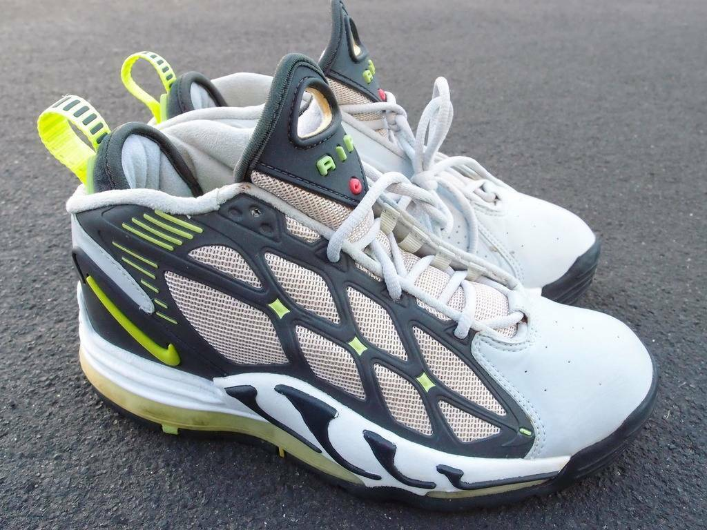 VTG 1998 Nike Total Air Pillar shoes Size 8.5 173142-071 Air Max TN