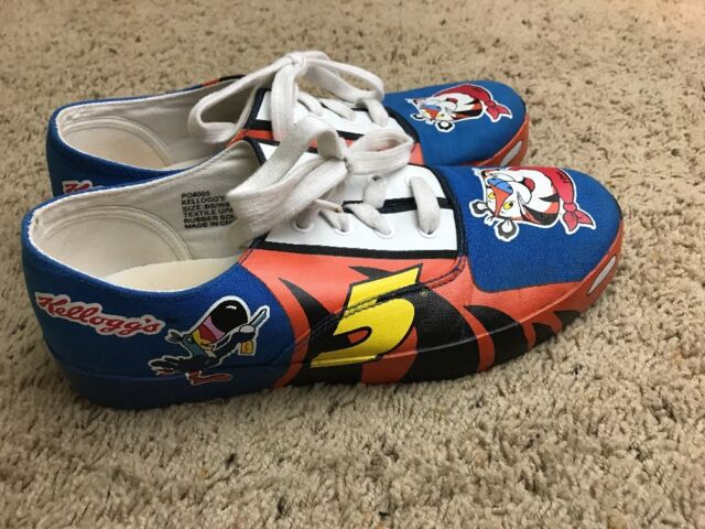 5e31dc7047f9 JER SPORTS Kellogg s Tennis Shoes SNEAKERS Postal Mens 6 womens 8 Vintage