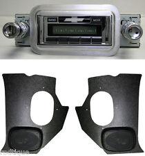 1958 Impala 300w Radio Kick Panel Pioneer Speakers Stereo iPod & USB 630 II