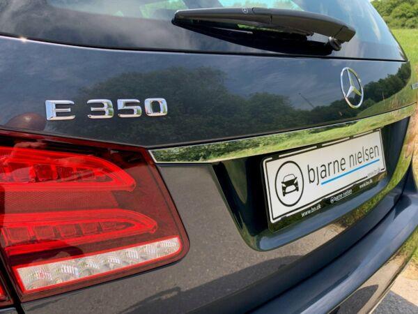 Mercedes E350 3,0 BlueTEC Avantgarde stc. aut. - billede 5