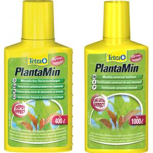 Tetra-PlantaMin-100ml-250ml-Aquarium-Plant-Food-Fertiliser