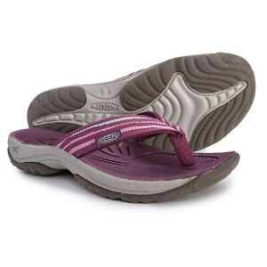 0a72f5977dd0 Image is loading KEEN-WOMENS-7-KONA-FLIP-FLOPS-SANDALS