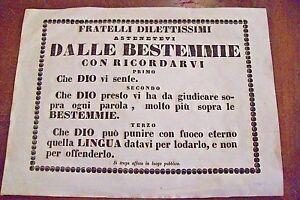 LOCANDINA-ANTICA-CONTRO-LE-BESTEMMIE-Stampa-religiosa-filigrana-primi-039-800-Dio