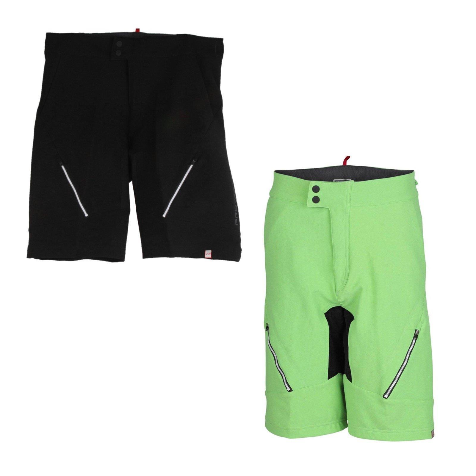 Protective Lightning Ridge MTB Shorts Shorts Shorts Hose Herren MTB Mountainbike Fahrrad M+L bc9917