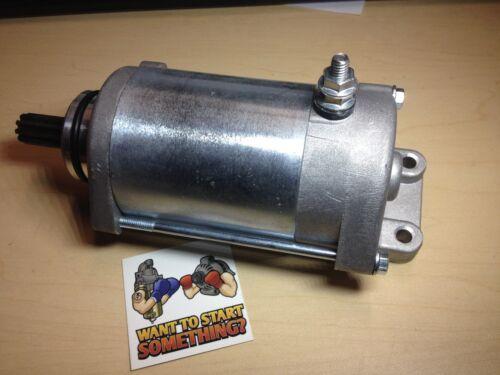 NEW STARTER MOTOR ARCTIC CAT ATV 650 H1 4X4 TRV 700 EFI 2008 0825-011 0825-013