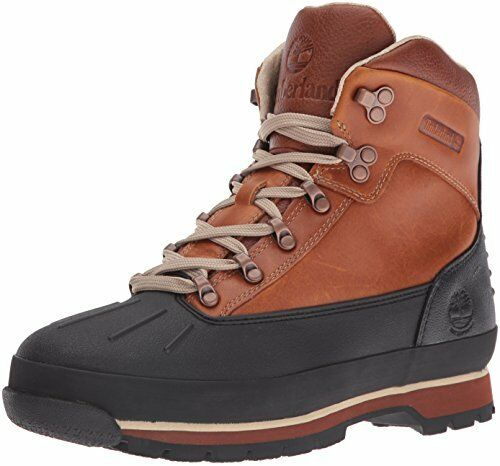 timberland men's euro hiker leather snow boot