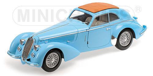 Alfa romeo 8c 2900 b lungo 1938 hellblau 1,18 modell 100120420 minichamps
