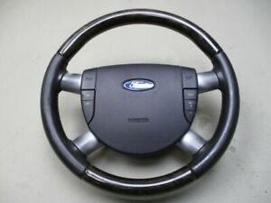 Ford-Mondeo-III-B5Y-Volant-Multifonction-Tempomat-Cuir-Bois-3S713599D