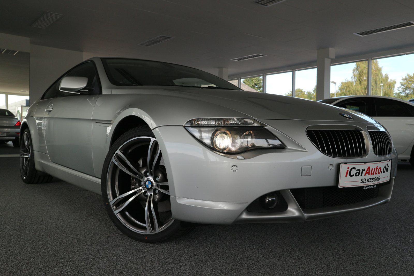 BMW 645Ci 4,4 Coupé Steptr. 2d - 239.900 kr.