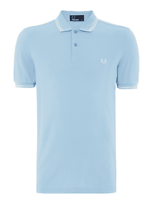 Fred Perry Shirt Various Colours /& Sizes Available BNWT