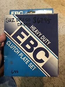 EBC Clutch Kit for Suzuki DR350 1990-1999