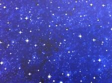 Northcott-in tutta l'universo-Stellato cielo tessuto - 21426 - 100% COTONE
