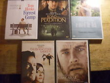 Tom Hanks [5 DVD] Verschollen + e-mail + Sakrileg + Forrest Gump + Road to Perd.