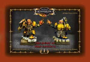 Dwarf of Fire Canyon 3 METAL