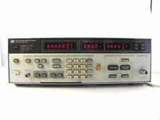 Agilent Keysight 8970b Noise Figure Meter 10 Mhz To 1600 Mhz