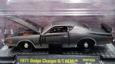 1971 /'71 DODGE CHARGER R//T HEMI DIRECT CONNECTION R52 AUTO DRIVERS M2 MACHINES