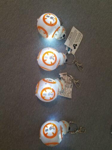 Star Wars  BB-8 Light and Sound Keychain