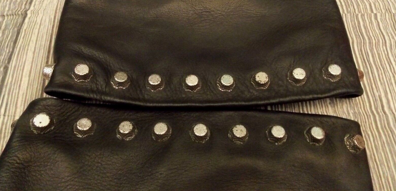 NDC LADIES LADIES LADIES TALL LEATHER Stiefel BN GENUINE 4uk 37eu + N.D.C STUDDED RIDING     a0664e