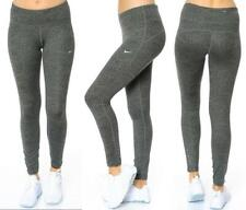 Women's Nike Power Epic Printed Running Tights X-small XS Gray 799824-021