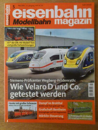Modello Ferrovie Treno rivista N 5 maggio 2015