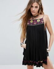 d43ea06dd7c item 2 New FREE PEOPLE $128 Black Heat Wave Embroidered Jersey Tunic Top  Blouse Small -New FREE PEOPLE $128 Black Heat Wave Embroidered Jersey Tunic  Top ...